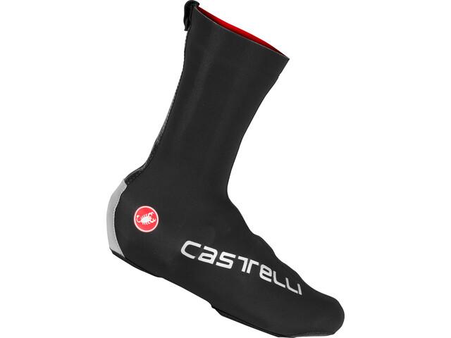 Castelli Diluvio Pro Skoovertræk sort | shoecovers_clothes